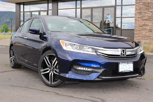 new 2017 honda accord sport special edition 4d sedan in klamath falls h6457 klamath falls honda. Black Bedroom Furniture Sets. Home Design Ideas