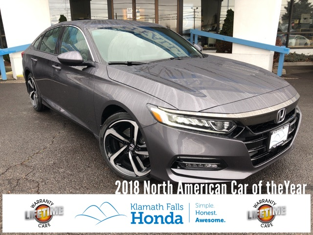 New 2018 Honda Accord Sport 1.5T