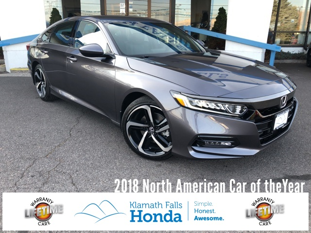 New 2018 Honda Accord Sport 1 5t