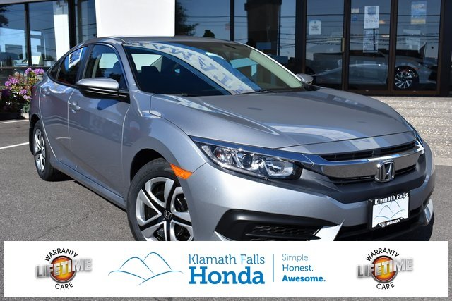 New 2017 Honda Civic Sedan LX