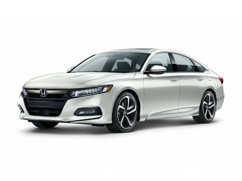 Pre-Owned 2019 Honda Accord Sport FWD 4D Sedan
