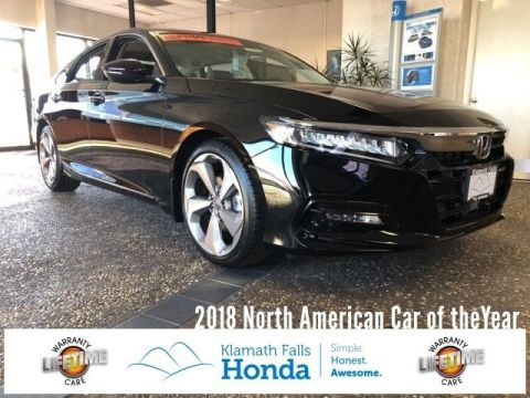 Amazing New 2018 Honda Accord Touring