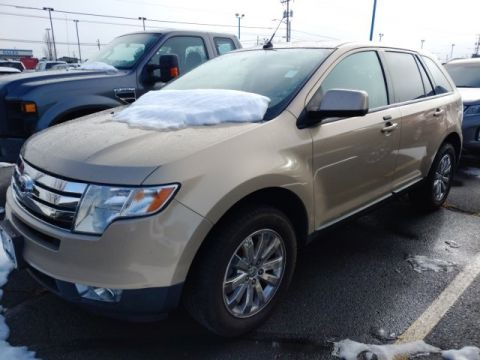 Pre-Owned 2007 Ford Edge SEL AWD