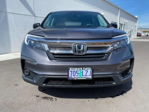 Certified Pre-Owned 2019 Honda Pilot LX AWD
