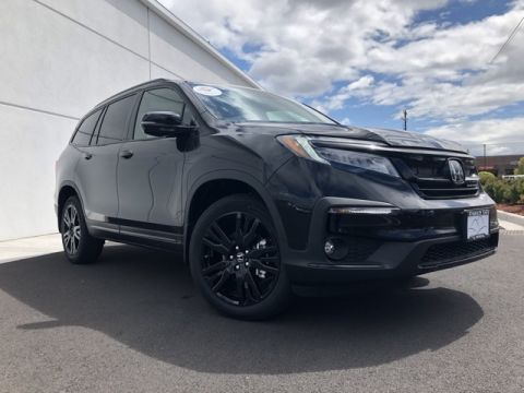 New 2020 Honda Pilot Black Edition & AWD