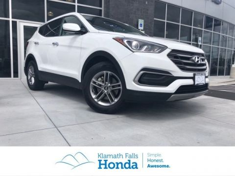 Superior Pre Owned 2018 Hyundai Santa Fe Sport 2.4 Base