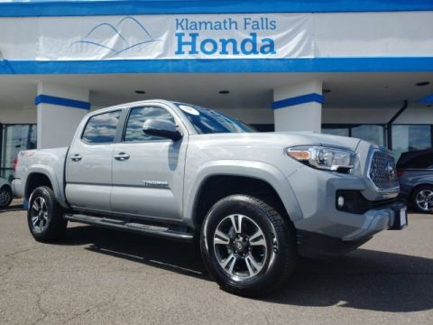 Pre-Owned 2018 Toyota Tacoma TRD Sport 4WD