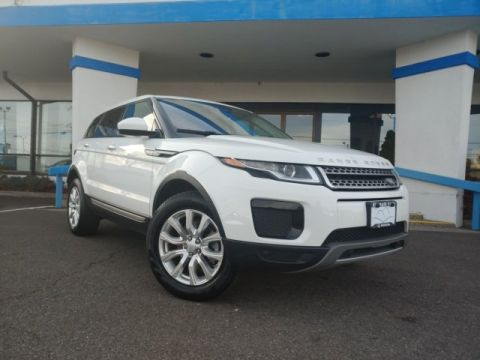 Pre-Owned 2018 Land Rover Range Rover Evoque SE 4WD